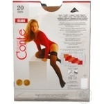 Conte Class Natural 20den Stockings size 3-4 - buy, prices for Novus - image 4