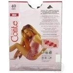 Conte Solo Mocca Tights 40 den Size 2 - buy, prices for Varus - image 2