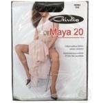 Колготы Giulia Maya 20D 2 Nero