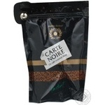 Natural instant sublimated coffee Carte Noire 100% Arabica 70g Russia