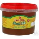 Pasika Меd'ОК buckwheat honey 500g