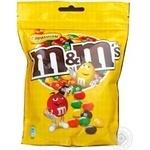 Драже шоколадне з арахісом M&Mс 400г
