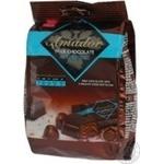 Шоколадні цукерки Амадор лісовой горіх 125г