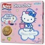 Печиво Arluy Дайвер Шок Hello Kitty 180г