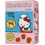 Печиво Arluy Драйвер Hello Kitty 145г