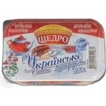 Маргарин Щедро Бутербродный 50% 500г Украина