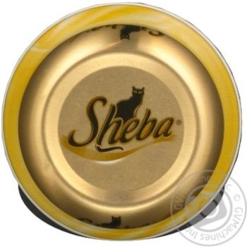 Cat food Sheba chicken saute 80g - buy, prices for Novus - image 7
