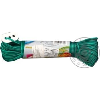 Шнур бельевой ПВХ с металлической сердцевиной 20м - купить, цены на СитиМаркет - фото 2