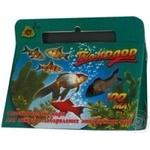 Корм для риб сухий пластинчатий Природа БіоКолор 100г