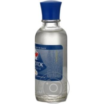 Жидкость для снятия лака Ноготок Ромашка 50мл - купить, цены на Novus - фото 2