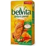 Печенье Бельвита с орехами 300г Чехия