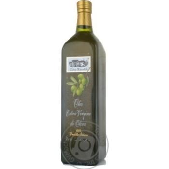Масло Casa Rinaldi оливковое Экстра Вирджин первого холодного отжима нефильтрованное 1л - купить, цены на Novus - фото 7