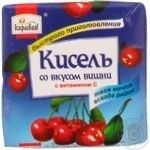 Kissel Caravan cherry for desserts 170g