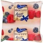 Йогурт Доня з ягодами 1% 450мл Україна