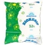 Биокефир Добрыня 3.2% 500г пленка Украина
