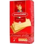 Макароны лазанья Паста зара 500г Италия