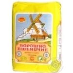 Борошно Добродія пшеничне 1 сорт 1кг Україна