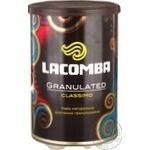 Кофе Лакомба Классимо натуральный растворимый гранулированный 90г Украина