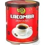 Natural instant coffee Lacomba Instant 90g Ukraine