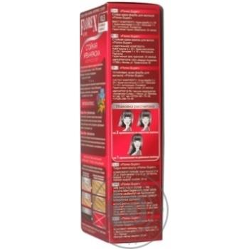 Крем-краска Florex для волос цвет бежевая жемчужина - купить, цены на Ашан - фото 3
