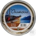 Fish sprat Ohotskaya preserves 500g Ukraine