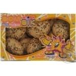 Печенье Бом-бик Интересное сдобное 300г