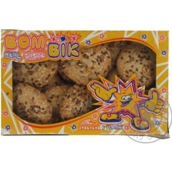 Печиво Бом-бік Цікаве здобне 300г