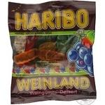 Цукерки Haribo Weinland фруктові жувальні 100г