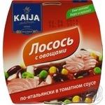 Fish salmon Kaija canned 220g