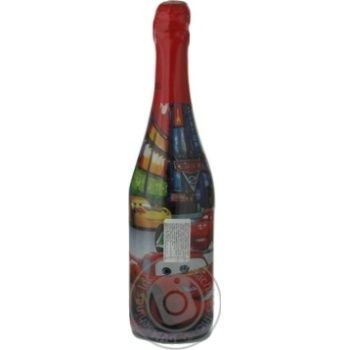 Cars non-alcoholic carbonated strawberry champagne 750ml