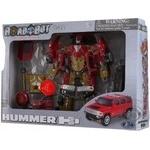 Робот-трансформер Roadbot Hummer 1:32