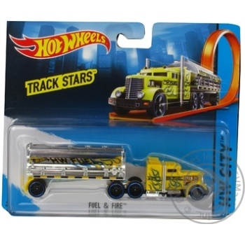 Hot Wheels Trailer truck toy - buy, prices for Novus - image 2