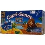 Напій соковмісний Capri-sonne Сафарі 0,2л