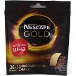 Кава роз.Nescafe Gold м/у 38г