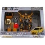 Робот-трансформер Roadbot Mitsubishi Lancer Evolution IX 1:32