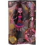 Toy Monster high 6-12 years