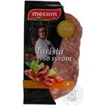 Ковбаса Турист з сиром Меком с/к нар 75г