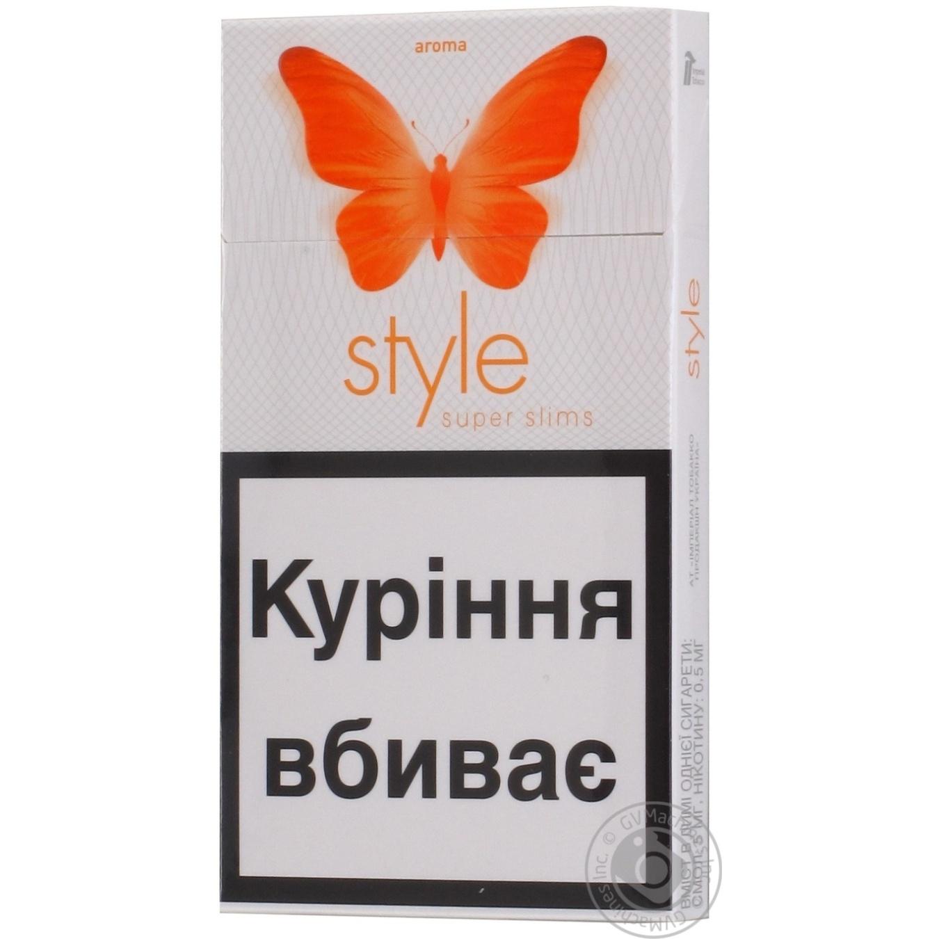 Где купить сигарет style анджело сигареты купить