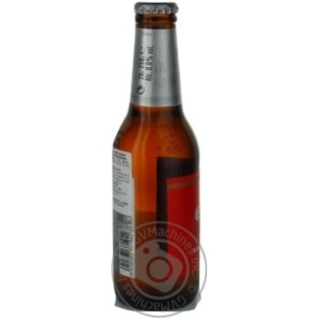 Beer Estrella non-alcoholic 0% 250ml glass bottle Spain - buy, prices for Novus - image 4