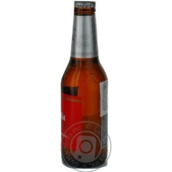 Beer Estrella non-alcoholic 0% 250ml glass bottle Spain - buy, prices for Novus - image 5