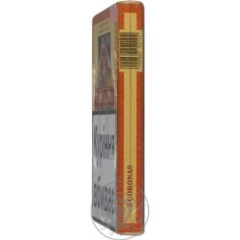 Сигары Vasco Da Gama Claro №2 - купить, цены на Novus - фото 3