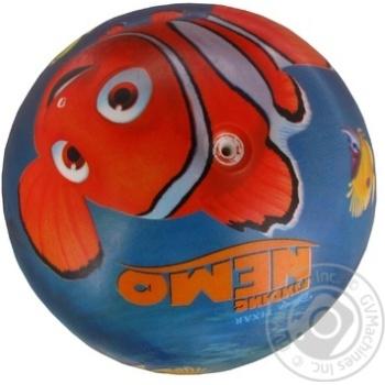 Мяч Mondo В поисках Немо 14см