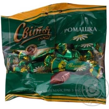 Candy Svitoch Camomile 210g Ukraine