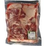 Котлетное мясо свинина полужирная Мясная Весна вакуум от 3000г