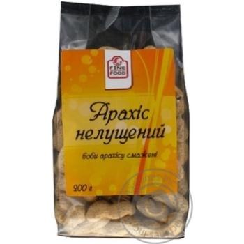 F. FOOD АРАХІС СМАЖЕНИЙ В ШКАРАЛ, 200Г