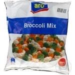 Овощи Aro Императорские с брокколи в глубокой заморозке 400г