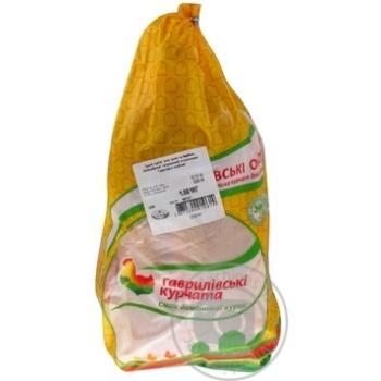 Тушка цыплят для гриля и барбекю Гавриловские цыплята полуфабрикат охлажденный