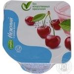 Продукт йогуртный Кампина с соком вишни 1.2% 100г пластиковый стакан