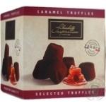 Конфеты Chocolate Inspiration Французские трюфели с подсоленными карамельными хлопьями 200г