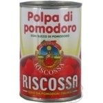 Vegetables tomato Riscossa canned 500g